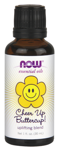 NOW Cheer Up Buttercup Oil 1oz