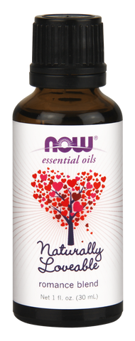 NOW Naturally Loveable Oil 1oz