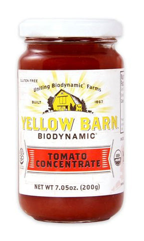 Yellow Barn Biodynamic Tomato Concentrate