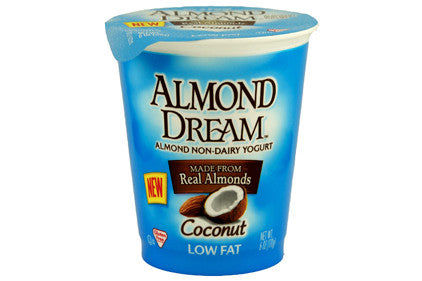 Berry Almond Yogurt