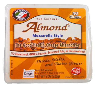 Almond Cheese Mozzarella