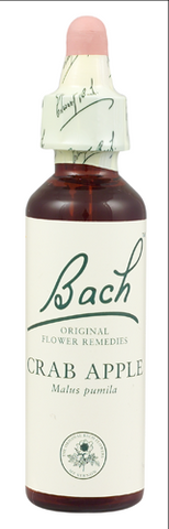 Bach Flower Crab Apple Remedy