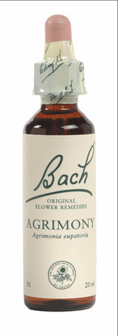 Bach Flower Agrimony Remedy