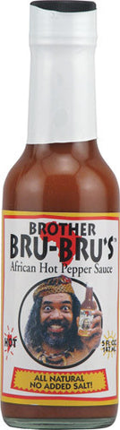 Original African Hot Pepper Sauce