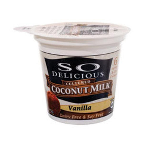Vanilla Coconut Milk Yogurt