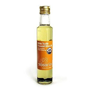 White Truffle Flavored Olive Oil