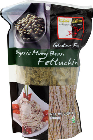 Mung Bean Fettuchini