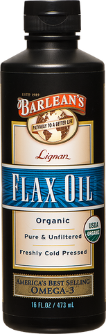 Lignan Flaxseed Oil