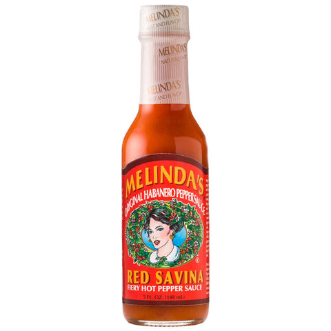 Red Savina Hot Sauce