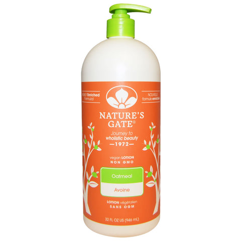 Nature's Gate Oatmeal Lotion