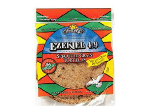 Ezekiel 4:9 Taco Size Whole Grain Tortillas