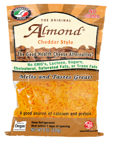 Almond Cheddar Shreds