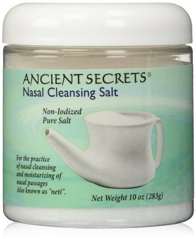 Nasal Cleaning Salt