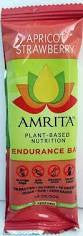 Amrita Endurance Bar Apricot Strawberry