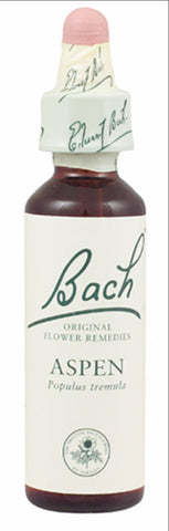 Bach Flower Aspen Remedy