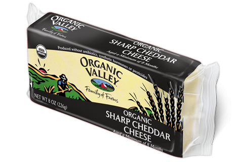 Organic Raw Sharp Cheddar