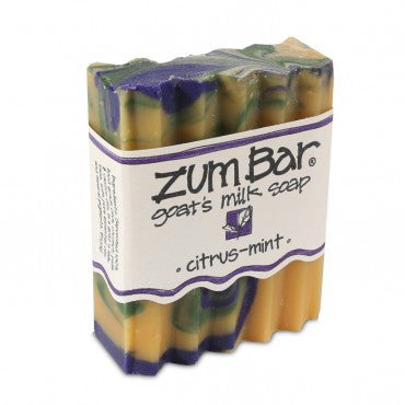 Zum Citrus Mint Bar Soap