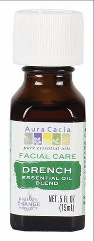 Aura Cacia Drench Oil Blend 0.5oz