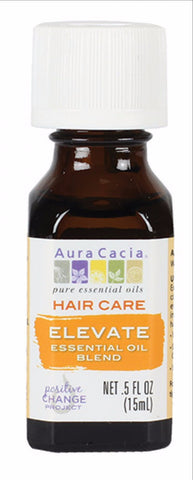 Aura Cacia Elevate Oil Blend 0.5oz