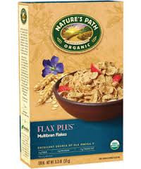 Nature's Path Organic Flax Plus Multi-bran Flakes