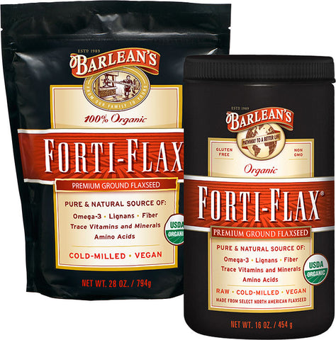 Forti-Flax (Ground Flaxseed)