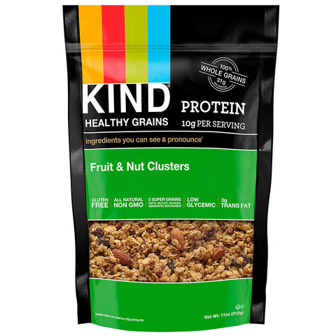 Kind Healthy Grains Fruit and Nut Clusters