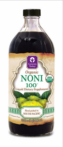 Genesis Today Organic Noni 32oz