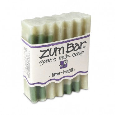 Zum Lime Basil Bar Soap