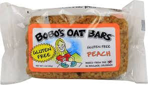 Bobo's Oat Bar Peach