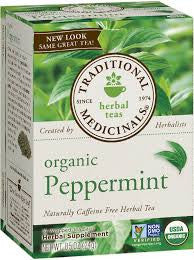 Traditional Medicinals Peppermint