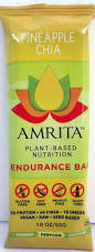 Amrita Endurance Bar Mango Coconut