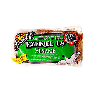 Ezekiel 4:9 Sesame Sprouted Whole Grain Bread