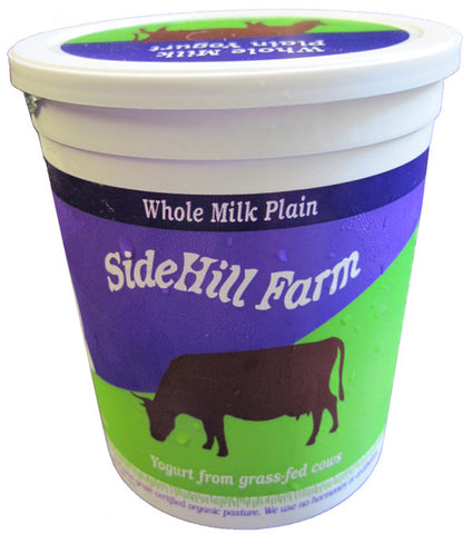 Whole Milk Plain Yogurt
