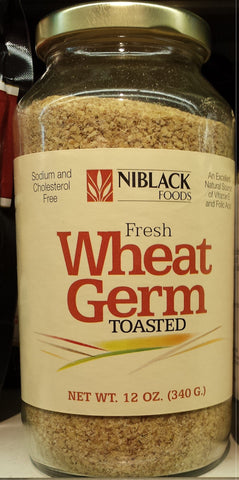 Toasted Wheat Germ