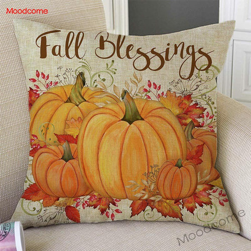 Fall linen pillow covers - many styles!