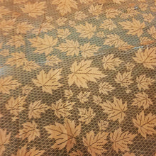Load image into Gallery viewer, Autumn leaves lace table cloth