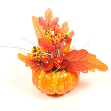 Load image into Gallery viewer, Artificial Pumpkins Table decoration