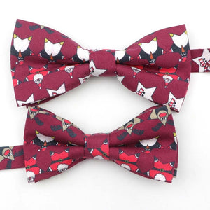 Daddy & Laddy bow tie set