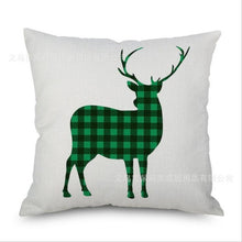 Load image into Gallery viewer, Buffalo plaid pillow covers