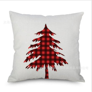 Buffalo plaid pillow covers