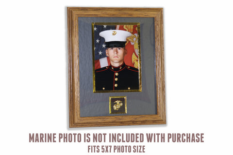 Recruit Photo Frame with EGA