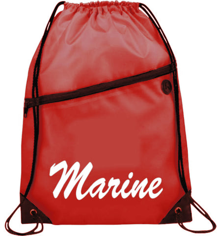 Marine Drawstring Bag