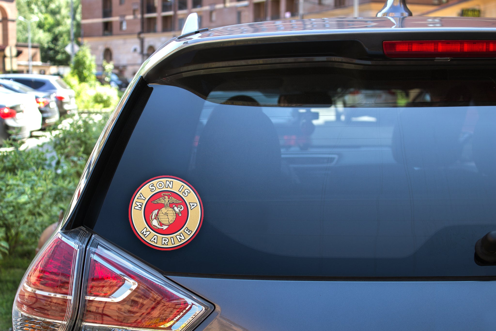 Marine Bumper Sticker