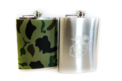 Flasks 8oz