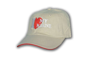 I Heart My Marine Hat