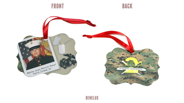Marine Photo Ornaments