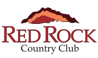 red rock country club logo
