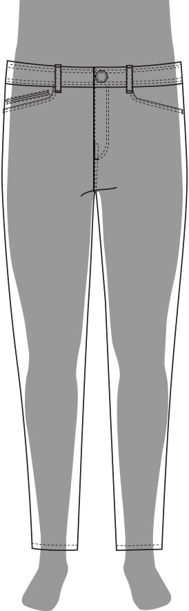 Five Pocket Pant Visual
