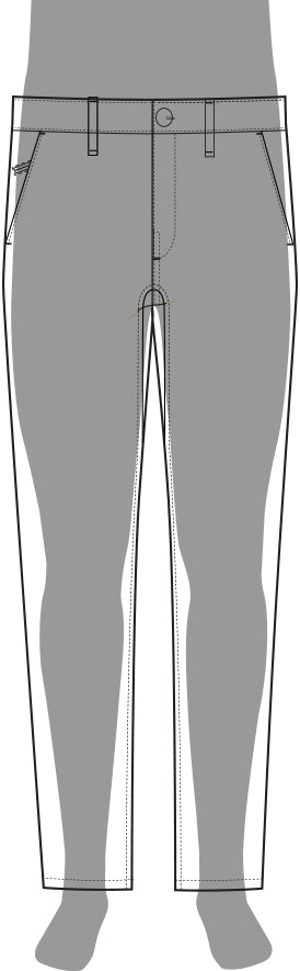Slim Pant Visual