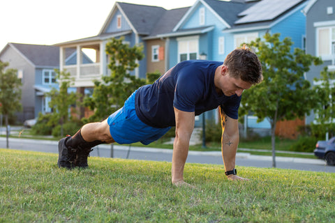 strict pushup